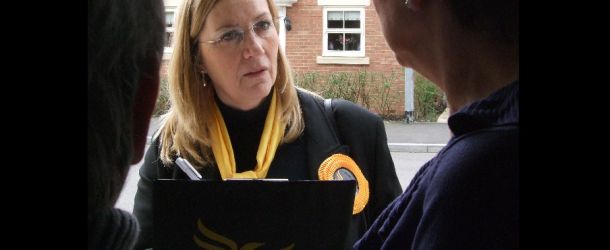 Are the Liberals done for? 'No', argues Jill Hope, Liberal Democrat Candidate for Corby.