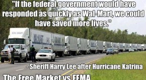 Romney is right. To save lives during a disaster scrap FEMA