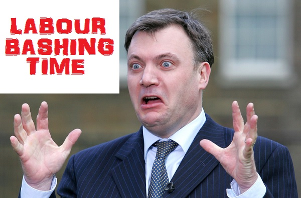 labour bashing time