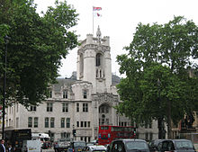 Middlesex Guildhall: Home of the Supreme Court of the United Kingdom