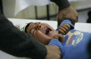 Why isn't male circumcision banned?