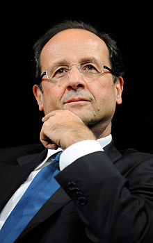 President Hollande, known as 'Flanby'