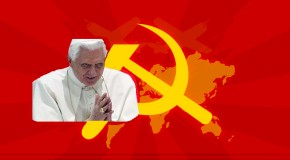 The Pope: Embracing Communism in 2013?