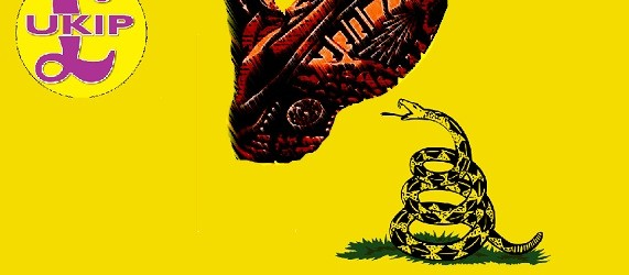 Don't tread on me: UKIP are not Libertarian