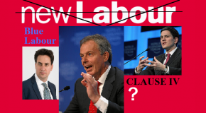 So long, New Labour