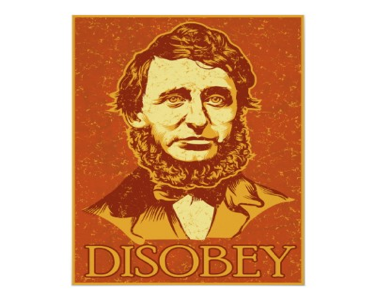 henry david thoreau in his famous 1849 essay civil disobedience