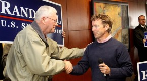 Rand Paul is the only hope for the GOP