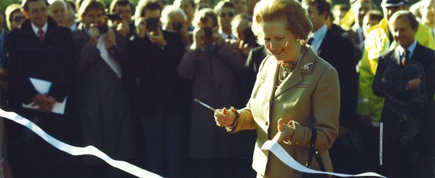 Margaret Thatcher: A Feminist Icon?