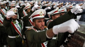 Iran's Revolutionary Guard In Syria