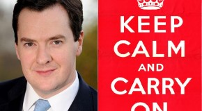 Keep Calm and Carry On with Austerity