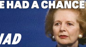 Why the rich hate capitalism and the left hate Thatcher