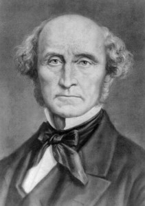 John Stuart Mill, author of 'On Liberty' and founder of modern Liberalism, would support many of Milton's arguments for free expression.