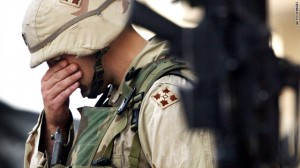 PTSD is extremely common among soldiers returning from Iraq and Afghanistan.