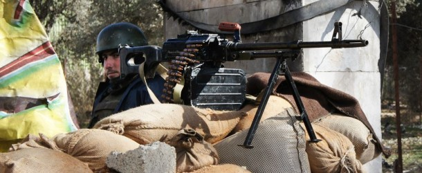 Hague's Dangerous Game in Syria