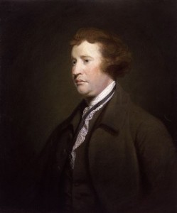 NPG 655,Edmund Burke,studio of Sir Joshua Reynolds
