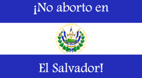 Woman from El Salvador Demands the Right to an Abortion