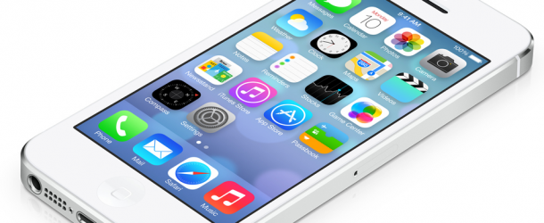 The Not-so-Earth-Shattering flattening of iOS 7