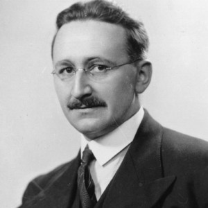 Friedrich Hayek, a proponent of the idea that banks should compete with their own kind of currency.