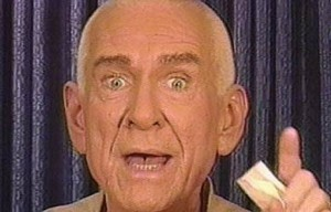 Marshall Applewhite, leader of Heaven's Gate, a religious suicide cult