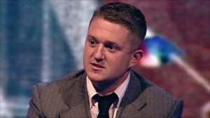 Tommy Robinson, leader of the EDL, is often accused of being racist under the guise of criticising Islam