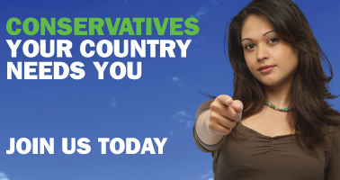tory poster