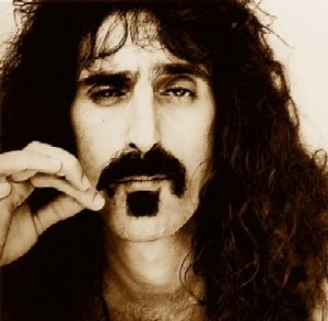 "Frank Zappa: ""The only difference between a cult and a religion is the amount of real estate they own."""
