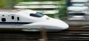 The Shinkansen project resulted in some dramatic overspending