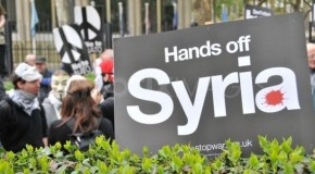 Syria: Give Non interventionism a chance