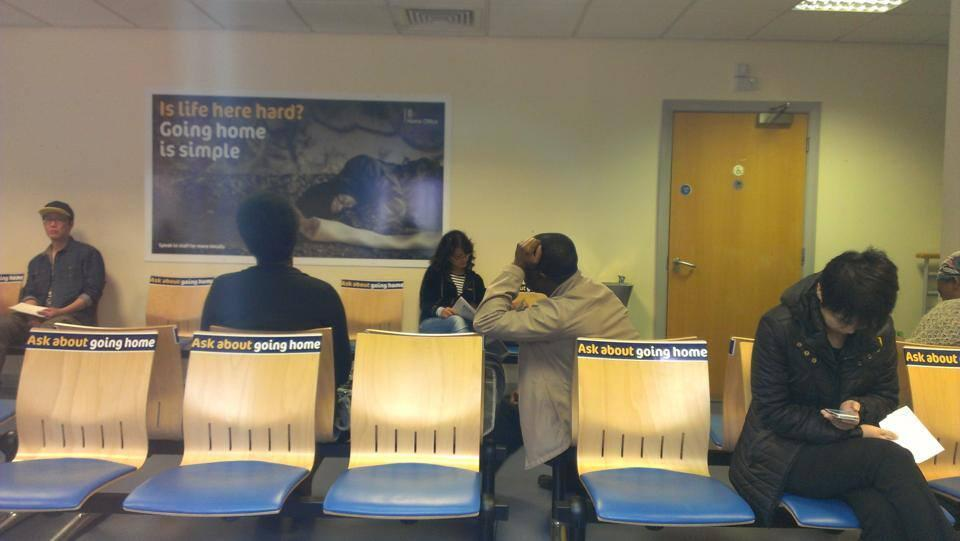 Glasgow Immigration Office