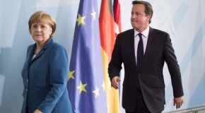 Can Cameron take comfort from Merkel's victory?