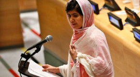 Malala Yousafzai wins EU's Sakharov Prize for Freedom of Thought