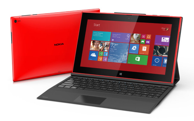 The Nokia Lumia 2520's high specs will give rival tablets a run for their money... But why is Nokia releasing a tablet that will directly compete against Microsoft Surface 2?
