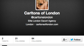 David Cameron Follows 'High Class Escorts' on Twitter