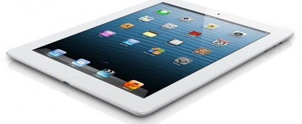 Rumour: Apple Developing 13-Inch 'iPad Maxi'