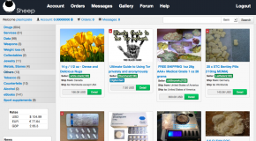 Sheep Marketplace Rises and Silk Road Returns