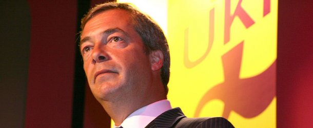 Farage's U-Turn on Syrian Refugees Was Inevitable