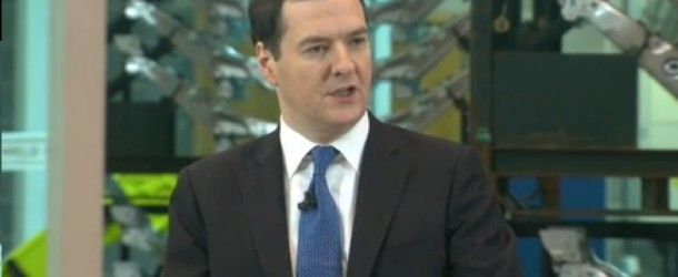 Osborne's Economy Speech: Analysis