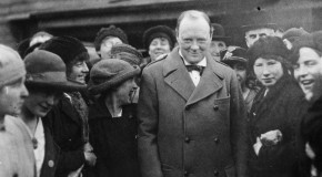 The Winston Churchill We Chose To Forget