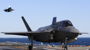 The Royal Navy's F-35 Debacle