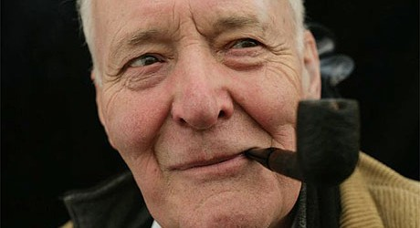 The Dumbledore of the Left, Tony Benn Dies