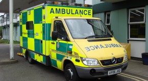 Ambulances for Weary MEPs