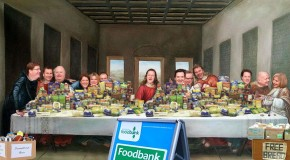 Food banks – hand out or hand up?