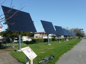 Solar panels besides the roads would be much more useful, it is argued.