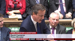 Two Terms, Ten Years and One Kitchen! – Final PMQs of this Parliament review