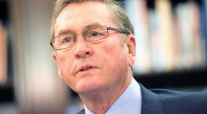 Lord Ashcroft Retires