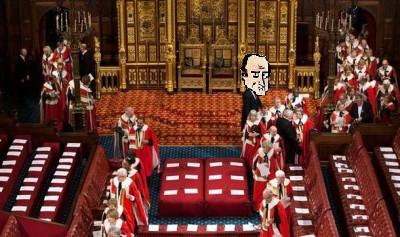 Indefensible and Undemocratic Lords Appointments