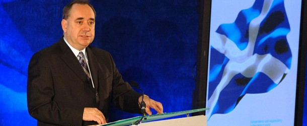 Salmond's Comments On Faith Are Ironically Self-Defeating
