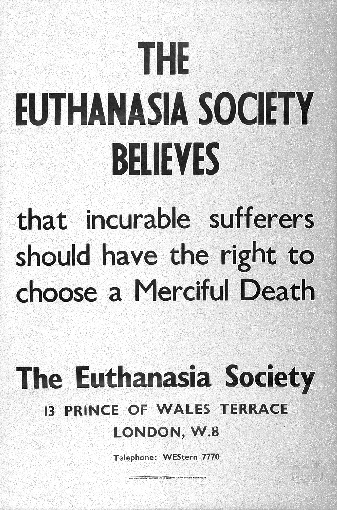 the right death euthanasia Euthanasia, human rights and the law the debate sees those who support an individual's right to a 'good death' at a 'euthanasia' is often.
