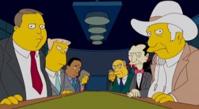 """The Simpsons"" Shows A Classic Example Of Crony Capitalism In Action"