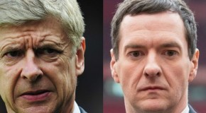 Arsene Wenger and George Osborne share a common feature: they are both massively overrated.